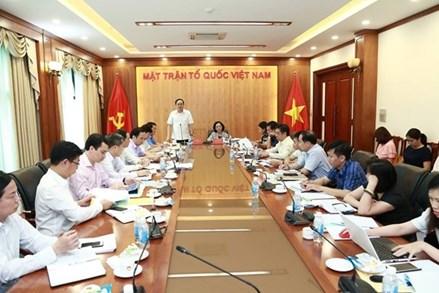 Tiếp tục đổi mới nội dung, phương thức hoạt động của MTTQ Việt Nam trong tình hình mới
