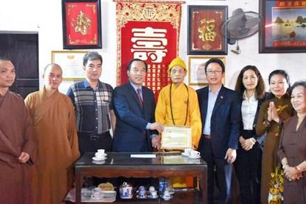 Phát huy vai trò của Giáo hội Phật giáo Việt Nam trong xây dựng khối đại đoàn kết toàn dân tộc