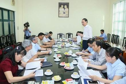 Tạo diễn đàn thảo luận cho đại biểu tham dự Đại hội