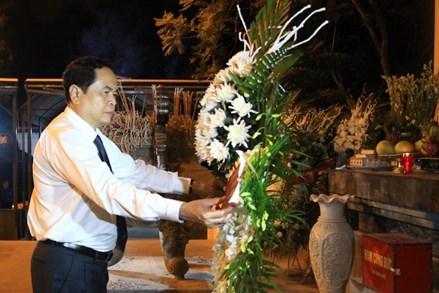 """""""Đồng Lộc - Những đóa hoa bất tử"""""""