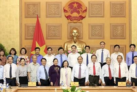 Nâng cao hiệu quả công tác phối hợp giữa Chính phủ và UBTƯ MTTQ Việt Nam
