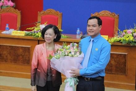 Đồng chí Nguyễn Đình Khang được bầu là Chủ tịch Tổng Liên đoàn Lao động Việt Nam nhiệm kỳ 2018-2023