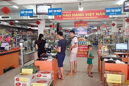 """Hà Nội với những giải pháp tích cực, đẩy mạnh thực hiện cuộc vận động """"Người Việt Nam ưu tiên dùng hàng Việt Nam""""  """