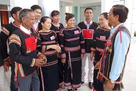Phát huy vai trò của nhân dân trong xây dựng và thực hiện chính sách dân tộc