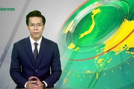 Bản tin Truyền hình Mặt trận số 111