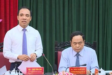 MTTQ tỉnh Tuyên Quang - Dấu ấn một nhiệm kỳ