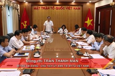 MTTQ TP Hà Nội: Dân chủ - Đoàn kết - Đổi mới - Hiệu quả