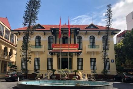 LỊCH CÔNG TÁC CỦA BAN THƯỜNG TRỰC UBTƯ MTTQ VIỆT NAM (TỪ NGÀY 23/9/2019 - 27/9/2019)