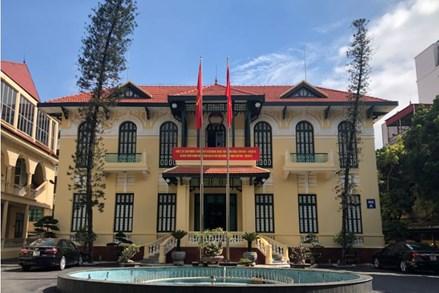 LỊCH CÔNG TÁC CỦA BAN THƯỜNG TRỰC UBTƯ MTTQ VIỆT NAM (TỪ NGÀY 30/9/2019 - 06/10/2019)