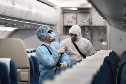 Thêm ca nhiễm Covid-19 thứ 30, cũng từng trên chuyến bay VN0054
