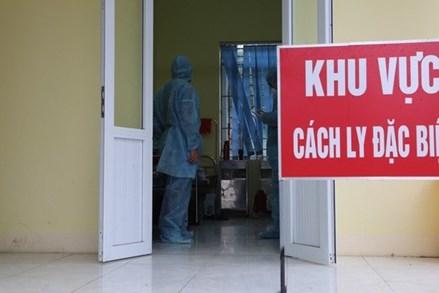 Việt Nam ghi nhận thêm 5 ca mắc Covid-19 ở Bình Thuận