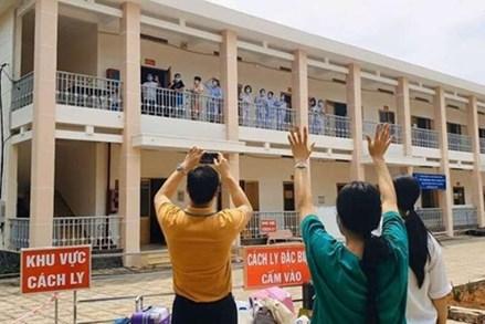 Tiếp viên dương tính lần 1 với SARS-CoV-2 ở Hà Nội đã đi những đâu?