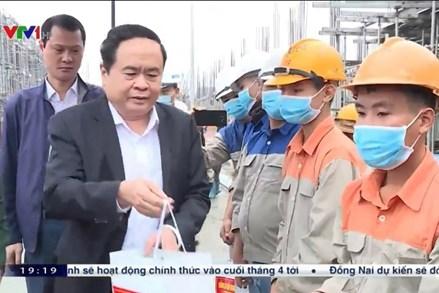 Tích cực hưởng ứng Lời kêu gọi của UBTƯ MTTQ Việt Nam trong phòng, chống dịch Covid-19