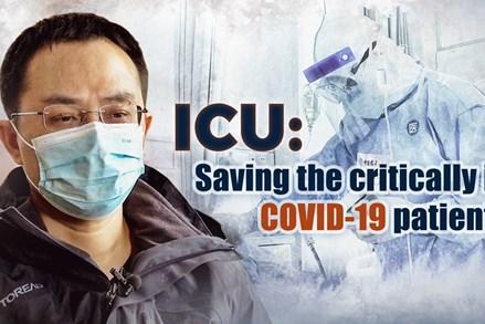 Câu chuyện thoát khỏi tử thần của bệnh nhân Trung Quốc mắc COVID-19