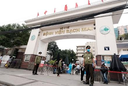 Hà Nội: Lập tức cách ly người từng đến Bệnh viện Bạch Mai từ 10/3 đến nay