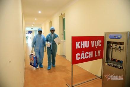 Bộ Y tế công bố thông tin 5 ca nhiễm mới, nâng tổng số người mắc Covid-19 tại Việt Nam lên 227