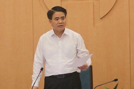 """Chủ tịch Hà Nội: Từ 4/4 xử phạt người vi phạm lệnh """"hạn chế ra đường"""""""
