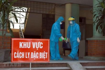 Số ca mắc Covid-19 tại Việt Nam tăng lên 249 người