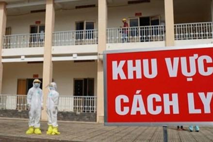 Việt Nam có thêm 3 ca mắc Covid-19, 2 ca có liên quan đến thôn Hạ Lôi