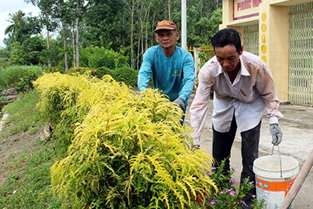 Mặt trận Tổ quốc tỉnh Hậu Giang tích cực tham gia bảo vệ môi trường