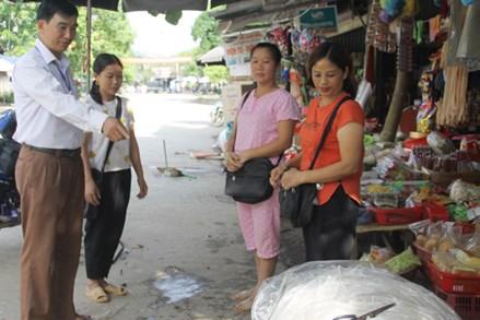 """""""Mặt trận lắng nghe dân nói"""" ở Quang Bình"""