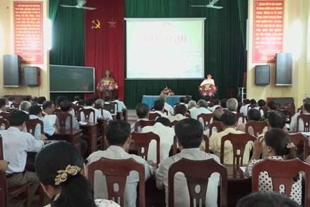 MTTQ Gia Bình (Bắc Ninh) phát huy vai trò giám sát và phản biện xã hội