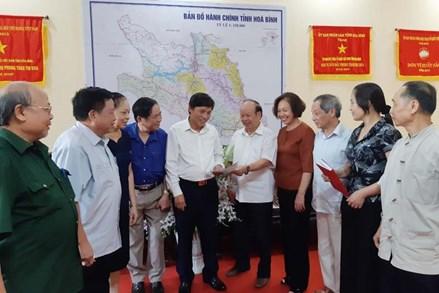 Ủy ban MTTQ tỉnh Hòa Bình tổng kết hoạt động các hội đồng tư vấn nhiệm kỳ 2014-2019