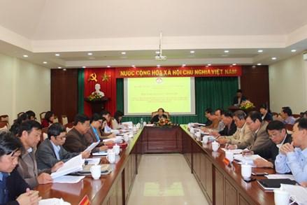 MTTQ tỉnh Lâm Đồng nâng cao chất lượng hoạt động giám sát và phản biện xã hội