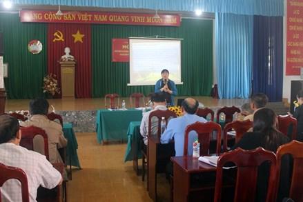 MTTQ tỉnh Lâm Đồng: Tuyên truyền bảo vệ môi trường, ứng phó với biến đổi khí hậu