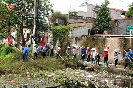 Đồng bào Công giáo Thủ đô chung tay bảo vệ môi trường