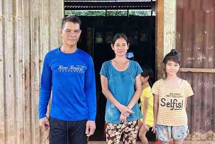 Bình Phước: Hỗ trợ xây dựng 40 căn nhà Đại đoàn kết cho hộ nghèo huyện Bù Gia Mập