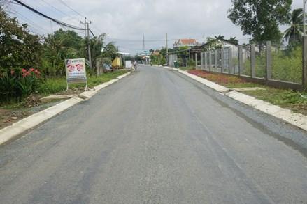 Long An: Mặt trận Tổ quốc chung sức xây dựng nông thôn mới
