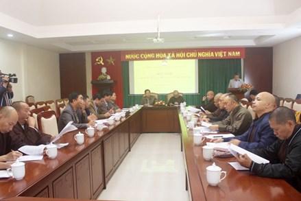 Ủy ban MTTQ tỉnh Lâm Đồng gặp mặt chức sắc Phật giáo