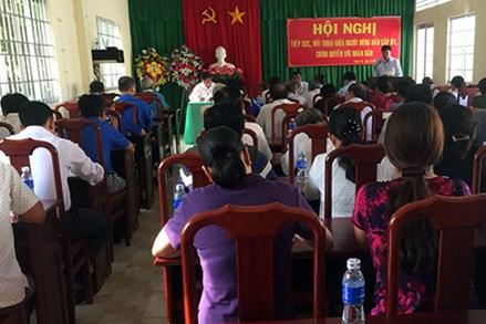 Mặt trận phường Thuận An (Hậu Giang): Lắng nghe ý kiến Nhân dân
