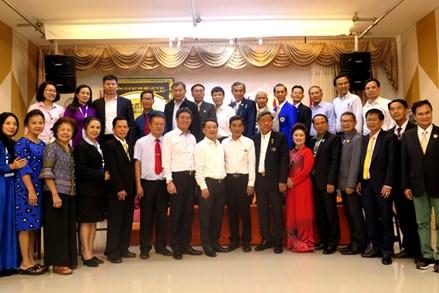 Phát huy truyền thống yêu nước, đoàn kết, tinh thần năng động, sáng tạo của cộng đồng người Việt Nam ở Thái Lan và trên thế giới