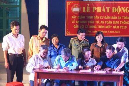 Ủy ban MTTQ Việt Nam tỉnh Ninh Thuận tổ chức các hoạt động tại cơ sở