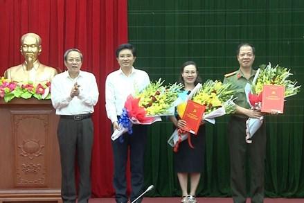 Chủ tịch Ủy ban Mặt trận Tổ quốc Việt Nam tỉnh Quảng Bình giữ chức Ủy viên Ban Thường vụ Tỉnh ủy