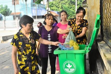 """Thái Nguyên: Hiệu quả phong trào """"chống rác thải nhựa"""""""