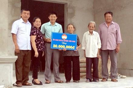 """MTTQ huyện Yên Sơn, tỉnh Tuyên Quang sử dụng hiệu quả Quỹ """"Vì người nghèo"""""""