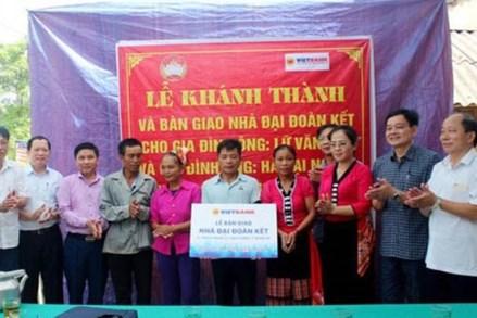 Nghệ An: Hơn 8.000 hộ nghèo cần sửa chữa, làm mới nhà ở