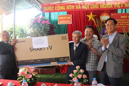 Phú Yên: Ngày hội Đại đoàn kết toàn dân tộc khu phố 5