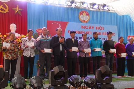 Thái Bình: Khu dân cư đầu tiên tổ chức ngày hội Đại đoàn kết năm 2019