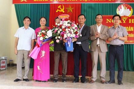 Ngày hội Đại đoàn kết ở vùng núi Hà Tĩnh