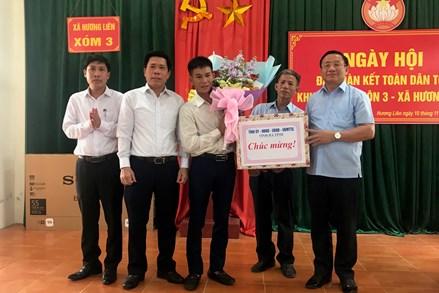 Hà Tĩnh: Náo nức Ngày hội Đại đoàn kết của dân tộc Chứt