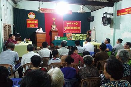 Bình Thuận: Tưng bừng Ngày hội Đại đoàn kết phường Đức Nghĩa