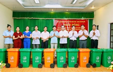 MTTQ Việt Nam tỉnh Ninh Bình phát huy vai trò của nhân dân trong công tác bảo vệ môi trường