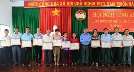 Vĩnh Long: Tiếp tục nâng cao hiệu quả hoạt động các tổ nhân dân tự quản