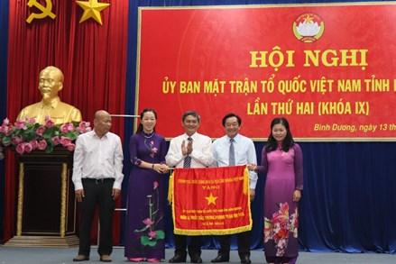 MTTQ Việt Nam tỉnh Bình Dương: Vận động nhân dân thực hiện hiệu quả các phong trào thi đua yêu nước