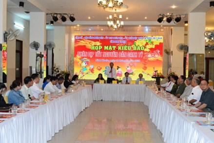Ninh Thuận: Họp mặt Kiều bào mừng Xuân Canh Tý 2020