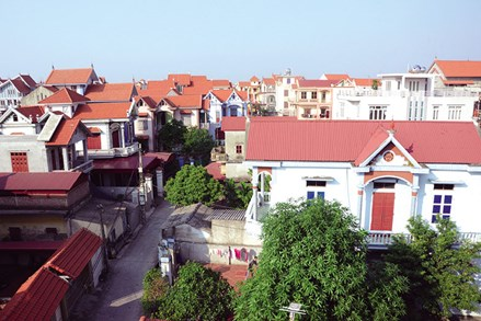 MTTQ huyện Thuận Thành tham gia xây dựng Nông thôn mới